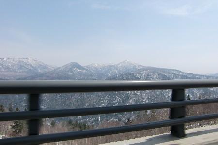 定山渓国道