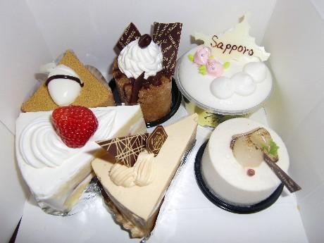 ケーキハウス アルディ