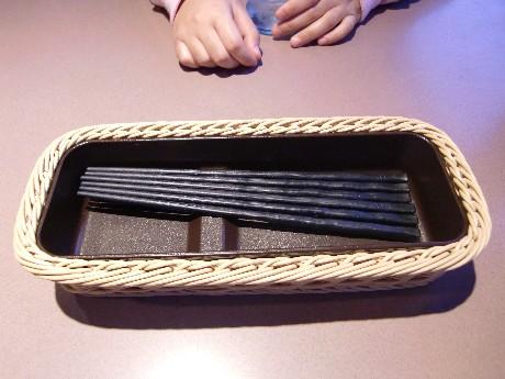 リユース箸