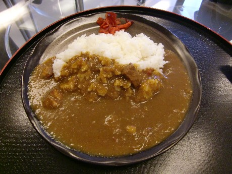 央太夢特製カレー