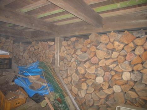 薪を作る 004