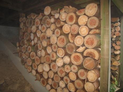 薪を作る 005