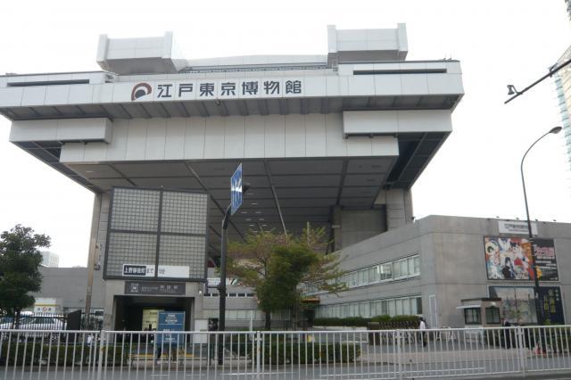 江戸東京博物館・・・ジオラマが見事なんです!