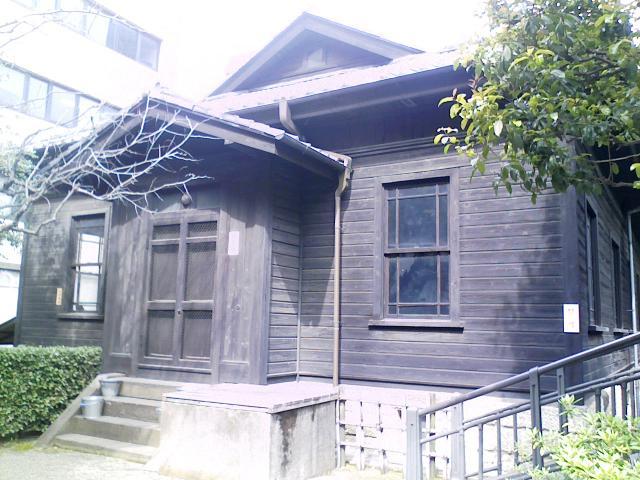 家族で住んでいた証が残っている乃木邸
