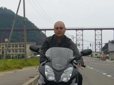 鉄橋とVFRと俺様!