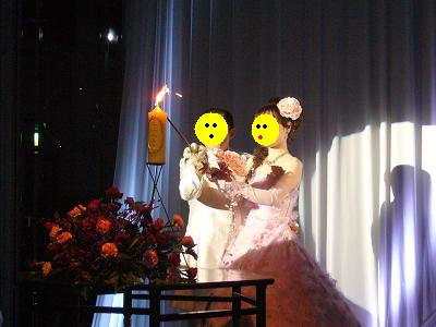 結婚式2!