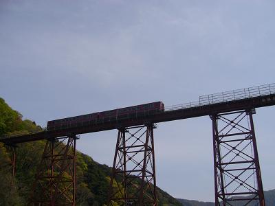 あまるべ鉄橋