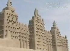 まりの泥の教会