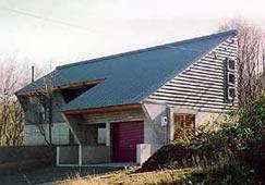 北海道の家