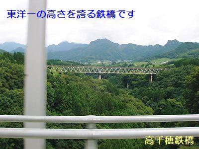 高千穂鉄道・高千穂鉄橋