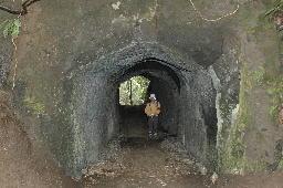 山屋トンネル(日向往還)