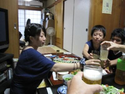 20100911めいの誕生日 (2)