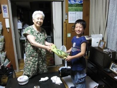 20100911めいの誕生日 (7)