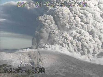 霧島・新燃岳噴火 (10)