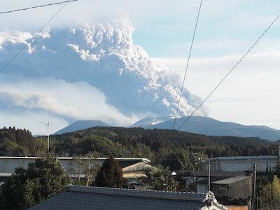 霧島・新燃岳噴火 (11)