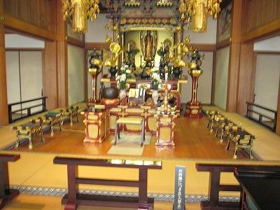 川島お祖母ちゃん33回忌20110403 (4)