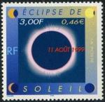 フランス・日食