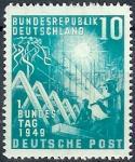 西ドイツ・第1回連邦議会