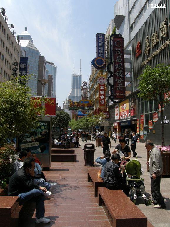 1023南京路歩行街