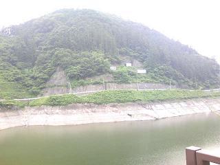 合角ダム1