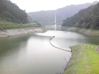 合角ダム2