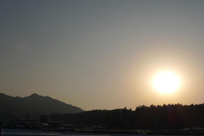 夕陽 ひだ 高山 日之本元極 気功 教室