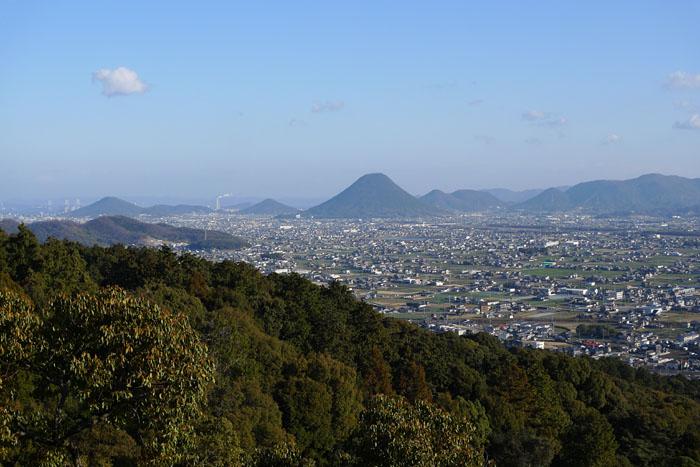讃岐富士 飯野山 日之本元極