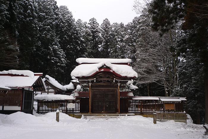 新宮神社 ひだ たかやま 飛騨 高山 日之本元極