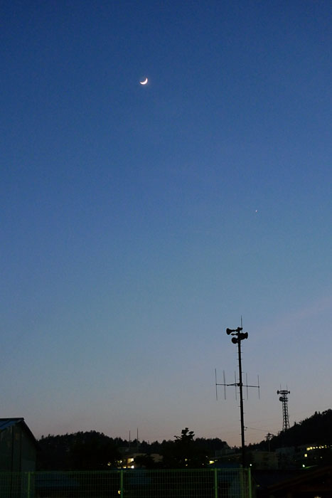 大宇宙 小宇宙 月 金星 元極 日之本元極