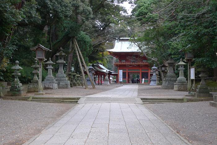 茨城 鹿島神宮 神社 参拝 日之本元極