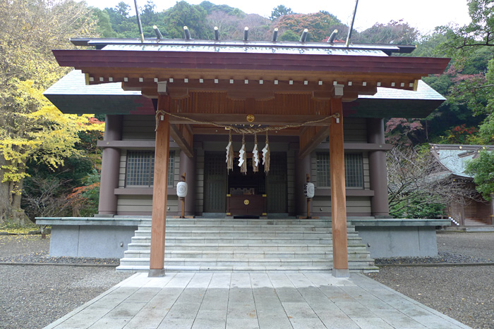 千葉県 安房神社 日之本元極 太平洋