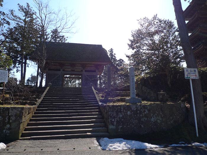 妙宣寺 佐渡島 1