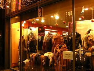 コートの店