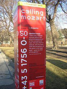 calling mozart