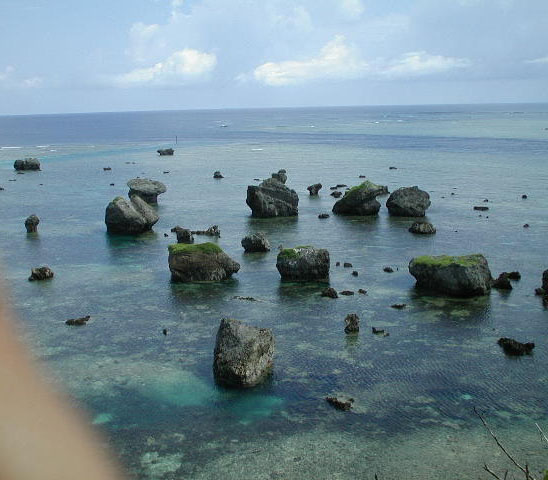 東平安名岩
