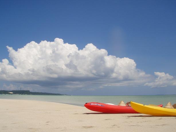2007宮古島、ボート