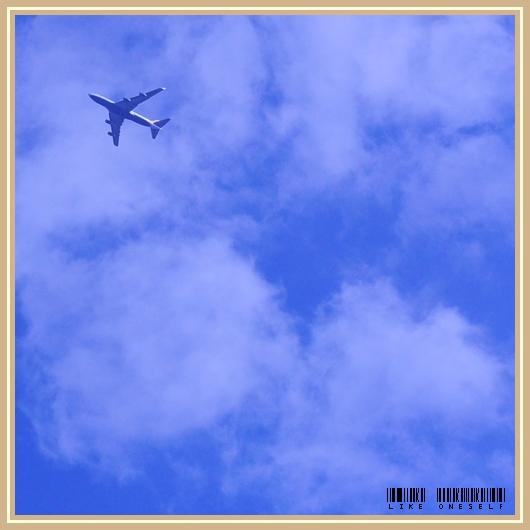 飛行機1:1