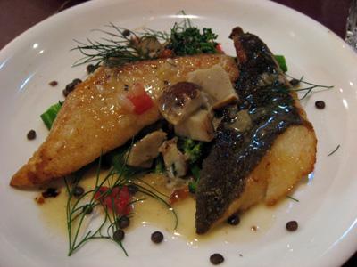ジャルダン食堂・魚