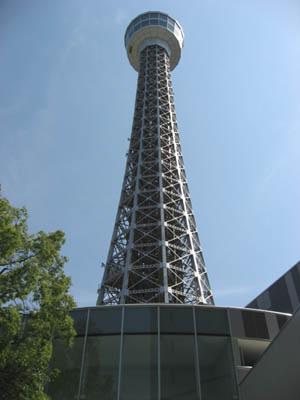横浜マリンタワー リニューアル