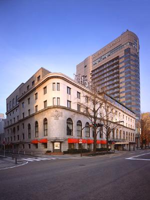 ホテル ニューグランド 本館