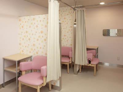 リフレスタ ベビー休憩室