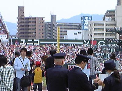 新広島市民球場「ユニコーーーーーン」