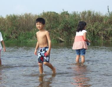 水遊び~ Taisei