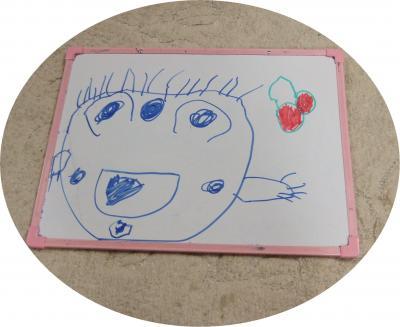 お父さんの絵 by Chiho