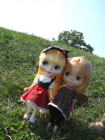 ハニバニ&オリヴィア2