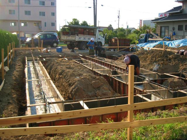 工事の進捗(9月14日)1