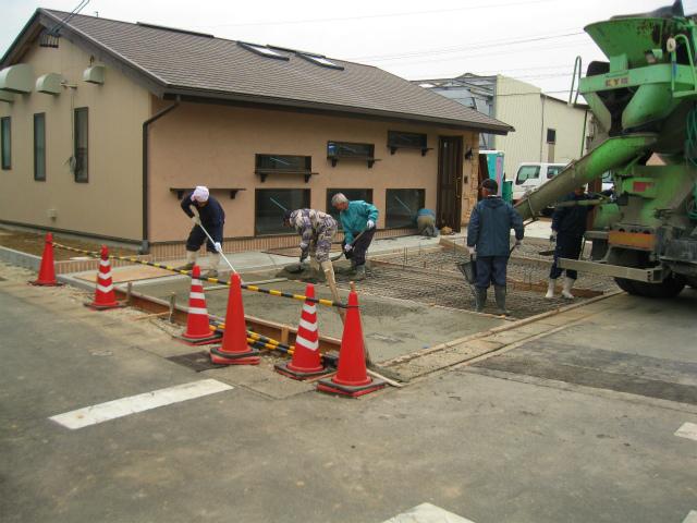 工事の進捗(11月28日)2