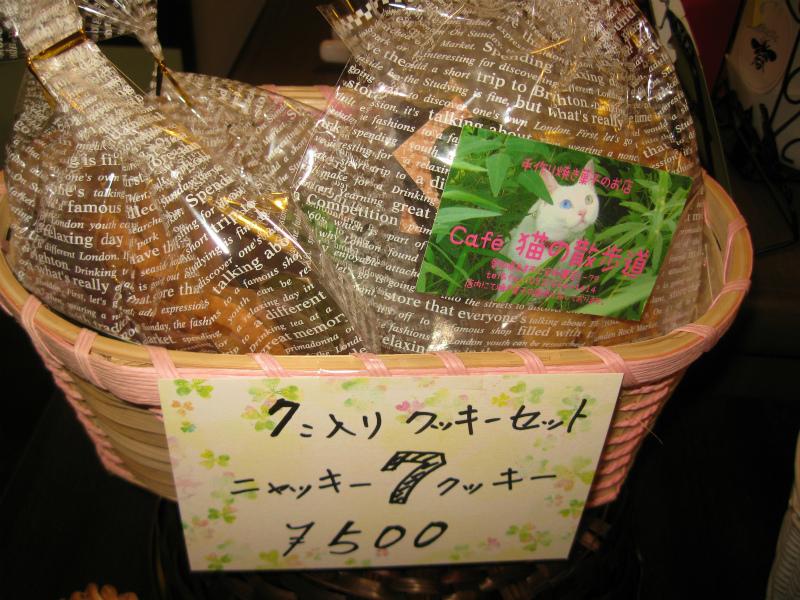 ニャキー 7 クッキー(24年1月25日)