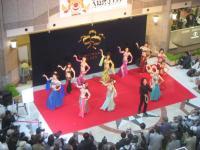 大道芸とベリーダンス