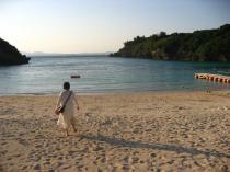 伊計島のビーチ1